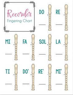 The Kodály-Aspiring Recorder Method Level One #kodaly #solfege #elmusiced