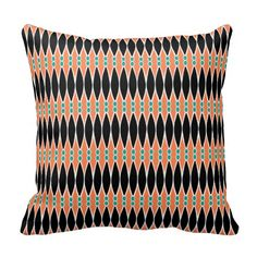 #Retro #Fun #Pattern #pillows #zazzlebesties #zazzle #trendy #shopping #gifts #decor