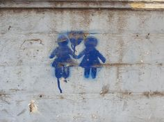 """""""Igualdad."""" Stencil en San Miguel de Tucumán, Argentina."""