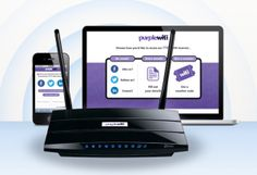 Purple WiFi lets businesses trade free wireless for valuable customer data   PCWorld