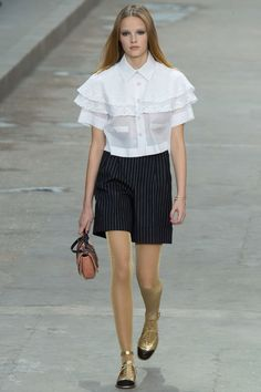 Chanel - Spring 2015 Ready-to-Wear