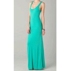 Mint Turquoise Maxi Dress! Mint Turquoise Maxi Dress. Material is 65% Polyester, 32% Rayon, 3% Spandex. Great material and really comfortable! Not from ASOS. Brand new without tags. ASOS Dresses Maxi