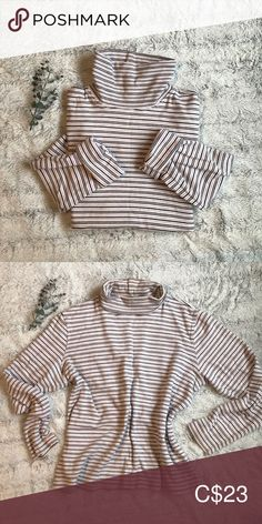 Shop Women's penmans Black Tan size M Tops at a discounted price at Poshmark. Description: Very on trend right now! Super cute tucked into jeans. Great for the holidays! Plus Fashion, Fashion Tips, Fashion Trends, Turtleneck, Top Colour, Super Cute, Cozy, Holidays, Jeans