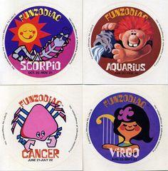Vintage Zodiac