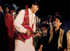 Being the only friend who can play the guitar. 31 Relatable Shah Rukh Khan GIFs For Everyday Situations How Did It Go, How To Look Better, Shahrukh Khan And Kajol, Dharma Productions, Yash Raj Films, Boys Dpz, Bollywood Stars, Your Best Friend, Me As A Girlfriend