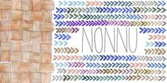 NONNU Color Inspiration, Color Schemes, Colour Schemes