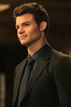Daniel Gillies as Elijah Mikaelson - The Originals