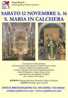 Santa Maria in Calchera http://www.panesalamina.com/2016/52509-santa-maria-in-calchera.html