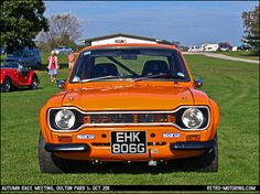Ford Escort V6 Ford Rs, Car Ford, Ford Trucks, Escort Mk1, Ford Escort, Ford Capri, Ford Sierra, Old School Cars, Ford Classic Cars
