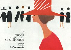 Lora Lamm: In the written history of mid-century Italian and Swiss Graphic Design, Lora Lamm's name is often overlooked. Although born in Arosa, Switzerland in 1928, Lamm was a major contributor to the Milanese design style of Italy during the 1950s and 1960s.   ( From: www.thisisdisplay )