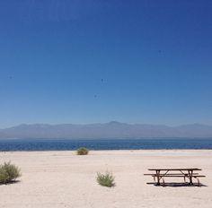 Sea State, Salton Sea, Palm Desert, Beach, Water, Travel, Outdoor, Gripe Water, Outdoors