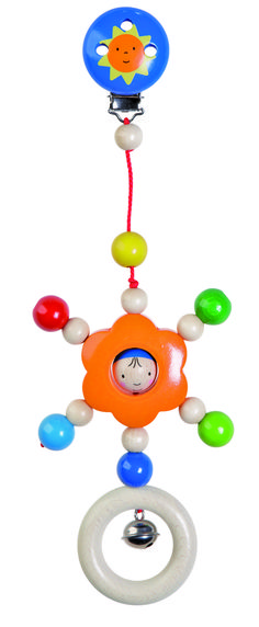 Heimess Clip On Toy - Flower Teething Toys, New Toys, Little Boys, Health And Wellness, Flower, Big, Children, Young Children, Boys