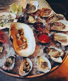 Travel + Leisure | Best Oyster Bars in America | Maison Premiere, Brooklyn, NY