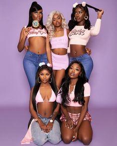 Black Is Beautiful, Pretty Black Girls, Glam Photoshoot, Photoshoot Themes, Girl Outfits, Cute Outfits, Black Girl Aesthetic, Brown Skin Girls, Black Girl Fashion