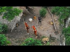 The Tribe In The Picture - Uncontacted Amazon Tribe