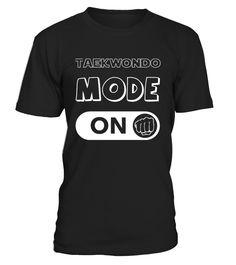 TAEKWONDO MODE ON TSHIRT4
