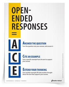 3 test taking strategies for elementary students... Multiple Choice Strategies... Terms To Know... Answering Open-Ended Responses