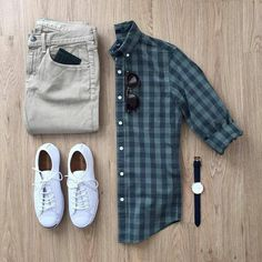 Men Casual Shirt Outfit 🖤 Very Attractive Casual Outfit Grid, Best Smart Casual Outfits, Outfits Casual, Stylish Mens Outfits, Mode Outfits, Fashion Outfits, Fashion Clothes, Vegas Outfits, Casual Attire, Club Outfits