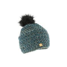 247d4fb88681 Bonnet Rmoutain Tricolore Bleu Noir Gros à Pompon  bonnet  ski  mode   streetwear  urbanwear  snow  ski  neige  hiver sur  hatshowroom