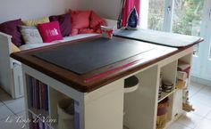 table couture _ TUTO
