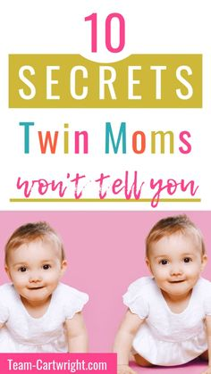 Want to peek into the secret life of twin moms? These moms of multiples truths are things we never talk about, but every twin parent knows to be true. Whether you are a twin mom or just fascinated by twins, you need to read these twin mom secrets. Breastfeeding Twins, Expecting Twins, Newborn Twins, Triplets, Baby Twins, Mom Of Twins, Newborns, Twin Mom, Twin Babies