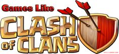 Games like Clash of Clans #gamer #ClashofClans #videogame #IOSGame