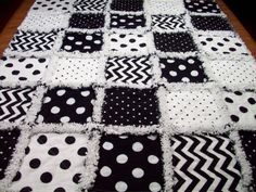 Hey, I found this really awesome Etsy listing at https://www.etsy.com/listing/219504983/baby-rag-quilts-chevron-baby-quilt-rag