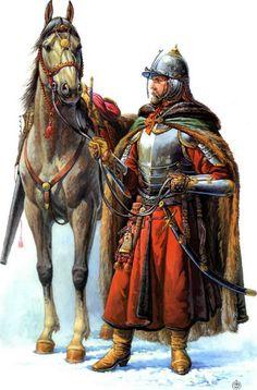 "O. Feodorov - Russian military commander (""voyevoda"") in 17th century - badassmofo"