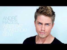 André Hazes Jr. - Weet Dat Je Welkom Bent (Officiële Audio) - YouTube