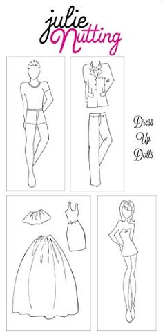 Prima Marketing - Julie Nutting Bundle Release 1 Mixed Media Dress Up Doll Stamps (4 Stamps) Prima Marketing http://www.amazon.com/dp/B00X1IRH5O/ref=cm_sw_r_pi_dp_vZ1wwb1K9GQNQ