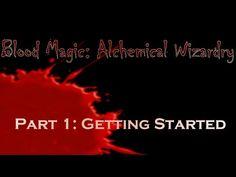 minecraft blood magic tutorial