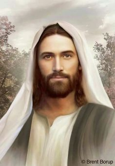 Jesus Christ is the literal Son of God and the Savior of the world. Jesus Christ is assisted by earthly Apostles now as He was during His ministry. Jesus Face, Jesus Is Lord, King Jesus, Arte Lds, Pictures Of Jesus Christ, Lds Art, Jesus Painting, Jesus Christus, Christen