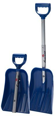 i think we need this for the car. a full sized shovel won't fit in the trunk. grr. Garant Yukon Emergency Telescopic Snow Shovel