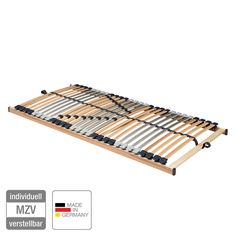 Lattenrost Prima (7 Zonen) - nicht verstellbar - 140 x 200cm
