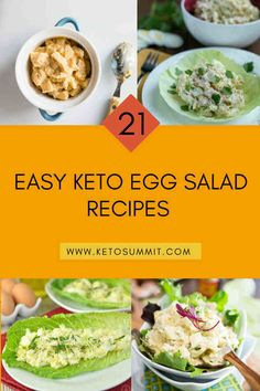 Sep 2018 - Keto Egg Salad is a fantastic side dish & makes a great snack. The fuss-free recipes in this list are easy to make.and even easier to enjoy! Keto Egg Salad, Healthy Egg Salad, Seafood Recipes, Keto Recipes, Free Recipes, Classic Egg Salad Recipe, Tuna And Egg, Diabetic Meal Plan, Easy Salad Recipes