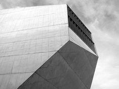 """Elias Redstone """"OUTSIDE LANDSCAPING"""" at Casa da Musica's in Porto, Portugal"""