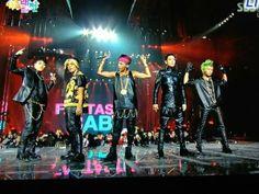 SBS Gayo Daejun 2012 #BIGBANG