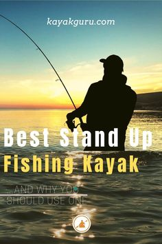 What are the best stand up fishing kayaks? Stand Up Fishing Kayak, Best Fishing Kayak, Trout Fishing Tips, Fishing 101, Fishing Guide, Fly Fishing, Kayak For Beginners, Angler Kayak, Halibut Fishing