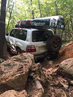 Shop Build Slee Off-Road Toyota 80 Series Land Cruiser: Off-Road com