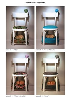 Together chair: collection #1