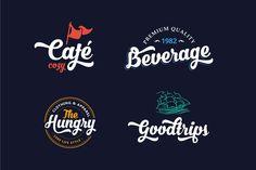 Nabila by artimasa.  #Font #Typeface #Typography