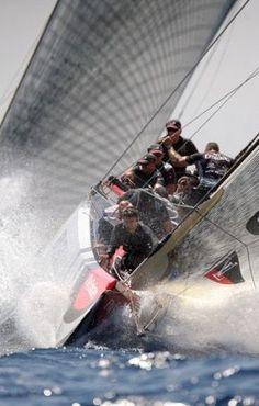 America's Cup Race