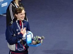 Katie Ledecky (Getty Images)