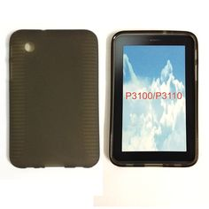 """$5.99 (Buy here: http://appdeal.ru/63hd ) Candy Silicone TPU Gel Soft Case For Samsung Galaxy Tab 2 7.0 7"""" P3100 P3110 Tablet Rubber Material Shockproof Back Cover S3030D for just $5.99"""