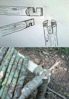Vintage bushcraft techniques that all survival lovers will certainly wish to learn right now. This is basics for bushcraft survival and will definitely spare your life. Bushcraft Camping, Camping Diy, Camping Survival, Outdoor Survival, Camping Table, Family Camping, Outdoor Camping, Bushcraft Skills, Urban Survival