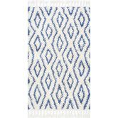 Found it at Joss & Main - Theresa Rug in Blue & White