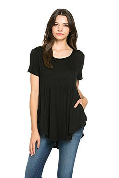 My Space Clothing Women's Front Pocket Knit Tunic Top (Medium, Black) My Space Clothing http://www.amazon.com/dp/B01BE91S0Q/ref=cm_sw_r_pi_dp_8XJSwb03QE5NZ