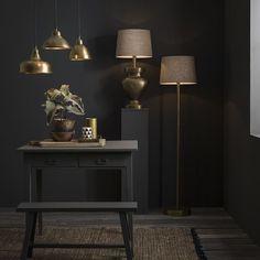 Snart finner du disse herlige #lampene i vår nettbutikk. Liker dere stilen? #messing #lamper #brass #lightupno @prhome.se