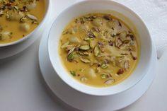 Mango paal Kozhukattai (Mango Dumplings)