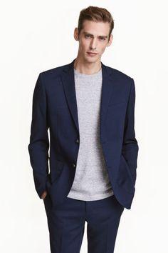Jacket Slim fit Model